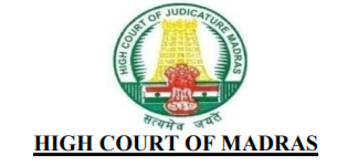 Madras High Court Recruitment